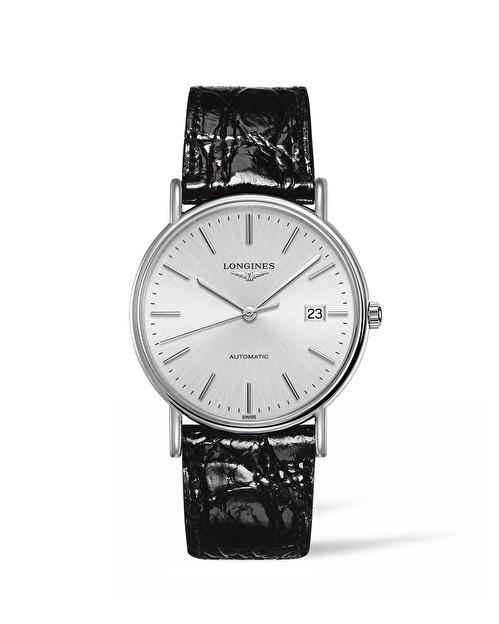 7e8b069ad Pánske hodinky Longines Présence L4.921.4.72.2 | Presinsky.sk