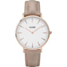 CLUSE LA BOHÈME ROSE GOLD WHITE/HAZELNUT