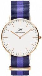 Dámske hodinky Daniel Wellington Classic Swansea Gold H24-680