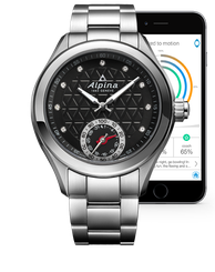 Dámske hodinky ALPINA LADIES HOROLOGICAL SMARTWATCH AL-285BTD3C6B