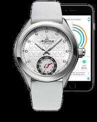 Dámske hodinky ALPINA LADIES HOROLOGICAL SMARTWATCH AL-285STD3C6