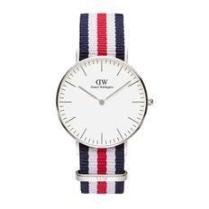 Dámske hodinky Daniel Wellington Classic Canterbury DW00100051