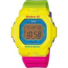Dámske športové hodinky Casio Baby-G BG 5607-9