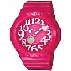 Dámske športové hodinky Casio Baby-G BGA 130-4B