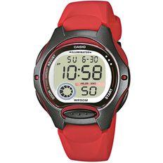 Dámske športové hodinky Casio LW 200-4A
