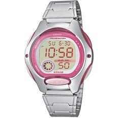 Dámske športové hodinky Casio LW 200D-4A