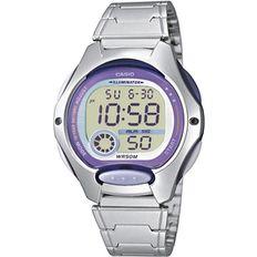 Dámske športové hodinky Casio LW 200D-6A