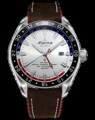 Pánske hodinky ALPINA ALPINER 4 GMT BUSINESS HOURS