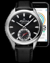 Pánske hodinky ALPINA HOROLOGICAL SMARTWATCH AL-285BS5AQ6