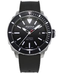Pánske hodinky ALPINA SEASTRONG DIVER 300 AL-525LBG4V6
