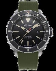 Pánske hodinky ALPINA SEASTRONG DIVER 300 AL-525LGG4V6