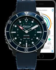 Pánske hodinky Alpina Seastrong Horological Smartwatch AL-282LNN4V6