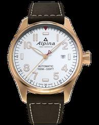 Pánske hodinky ALPINA STARTIMER PILOT AUTOMATIC AL-525S4S4