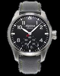 Pánske hodinky ALPINA STARTIMER PILOT BIG DATE AL-280B4S6