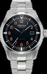 Pánske hodinky ALPINA STARTIMER PILOT QUARTZ AL-240N4S6B