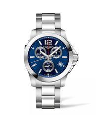Pánske hodinky Longines Conquest L3.702.4.96.6