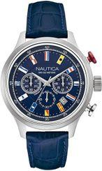 Pánske hodinky NAUTICA NCT 16 FLAGS NAI16520G