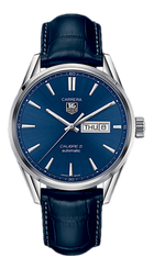 TAGHeuer CALIBRE 5 DAY-DATE AUTOMATIC WATCH 41 MM WAR201E.FC6292