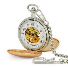 Vreckové hodinky LEGEND 65529m