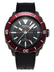 Alpina Seastrong Diver GMT AL-247LGBRG4TV6