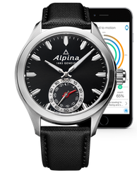 ALPINA HOROLOGICAL SMARTWATCH AL-285BS5AQ6