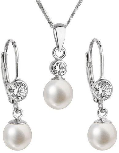 Set z bielych riečnych perál 29006.1