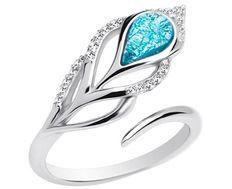 Strieborný prsteň Penna