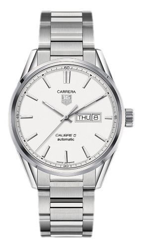 TAG Heuer CARRERA CALIBRE 5 DAY-DATE WAR201B.BA0723